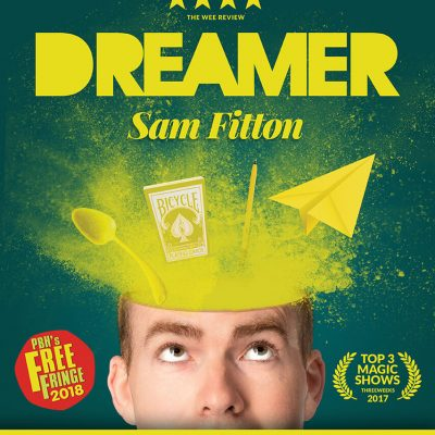 manchester sam fitton dreamer magic show
