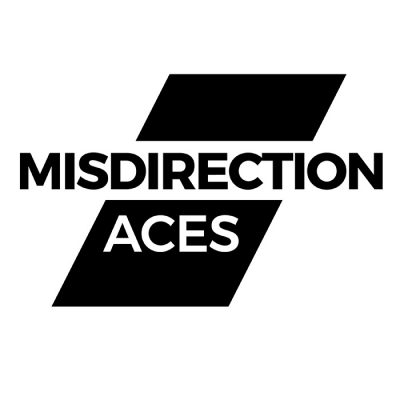 misdirection aces by sam fitton logo