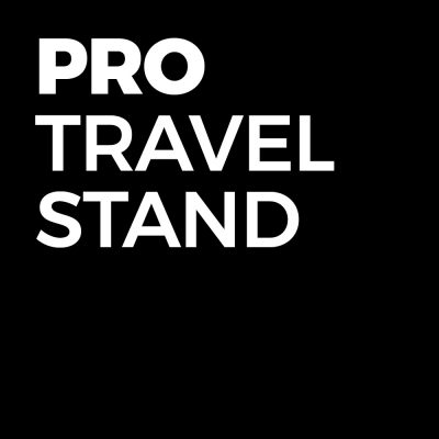 pro travel stand sam fitton logo