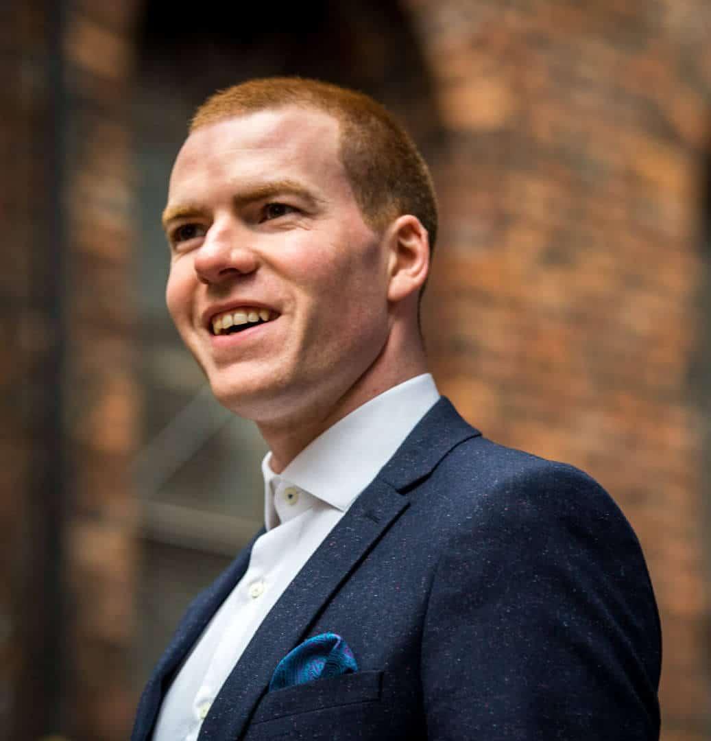 sam fitton manchester magician profile photo in manchester street